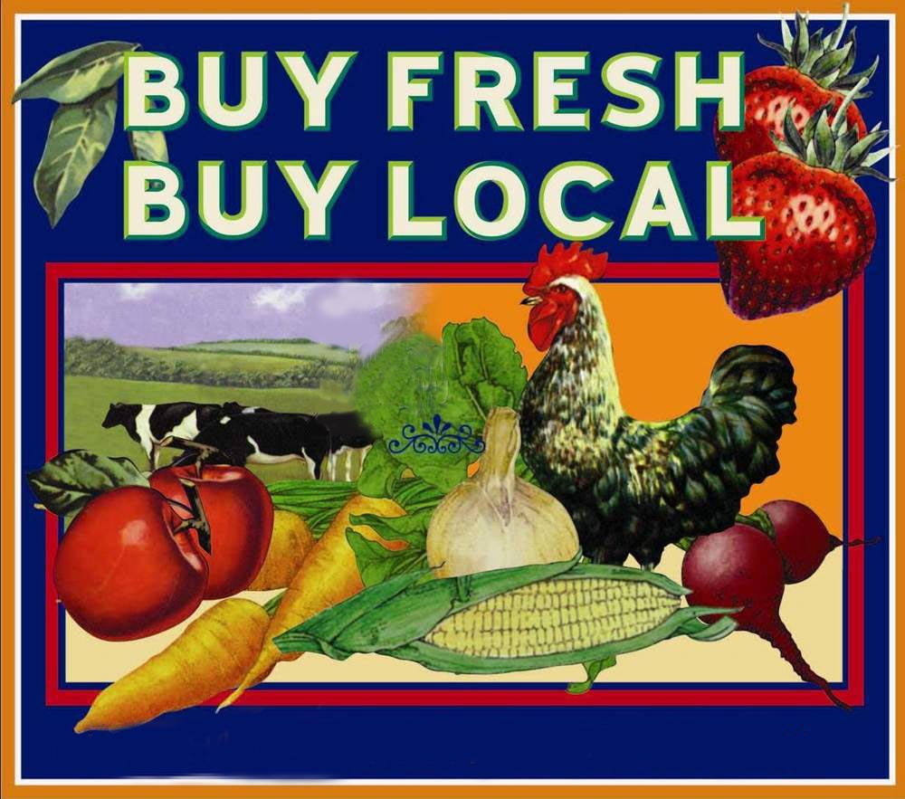 Honey, Pork, & Berries- Oh My! Eat Local with Farm & Sell